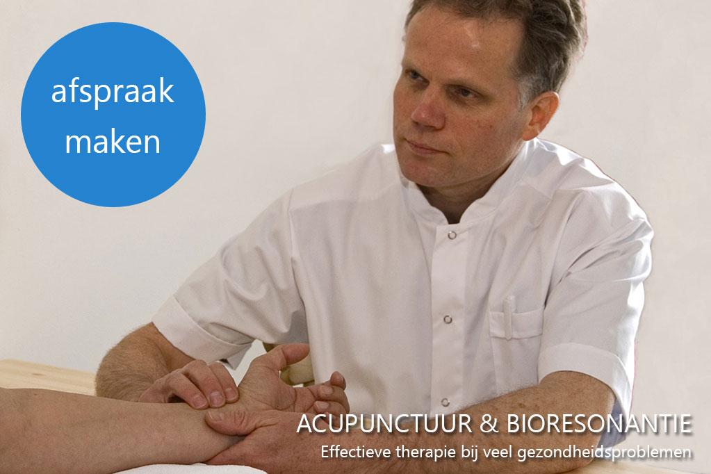 Acupunctuur en bioresonantie in Purmerend en de Zaanstreek