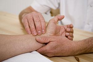 Behandeling acupunctuur polsdiagnose